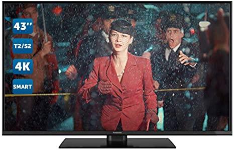 smart tv 43 polllici